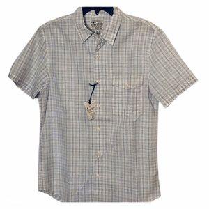 🆕 Lucky Brand & Co. Men's Short Sleeve Shirt